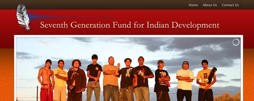 Seventh Generation Fund for Indian Development