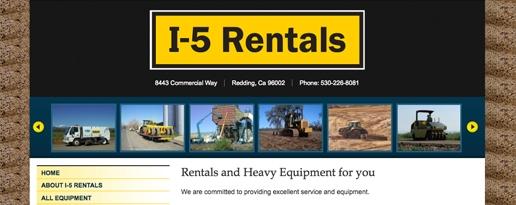 I-5 Rentals