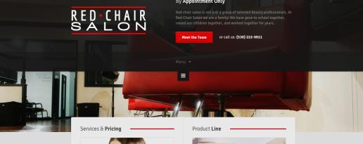 Red Chair Salon