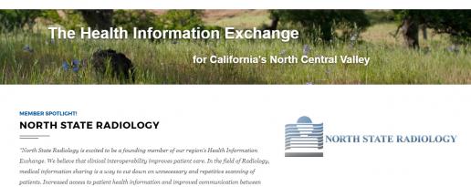 SacValley MedShare Website
