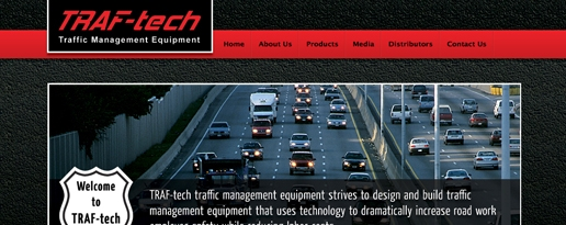 TRAF-tech - Traffic Management Equipment